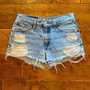 Levi's 501 Shorts ✨